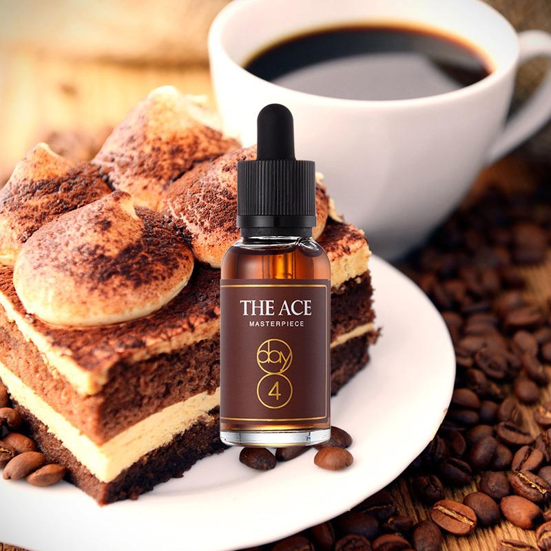 Top Natural Quality Wholesale OEM Day 4 Tiramisu DIY Flavor E Liquid British Style E Juice