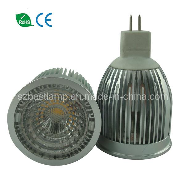 LED Spot Light MR16 with COB LED