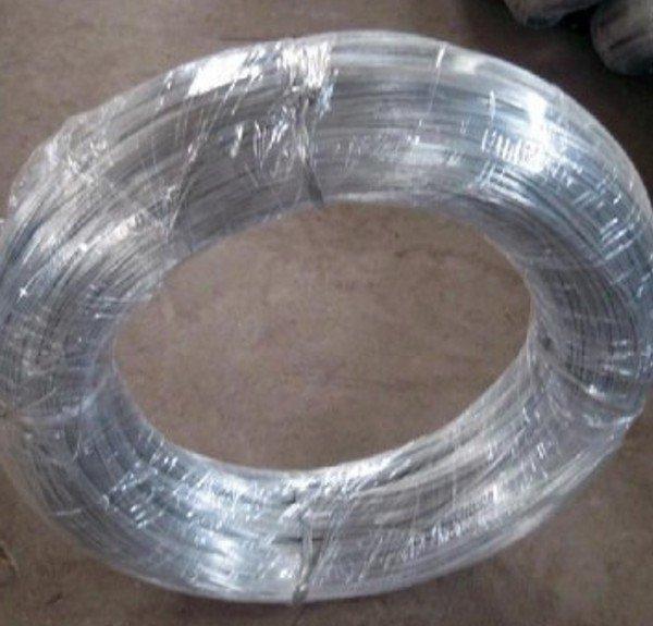 Low Carbon Galvanized Steel Wire