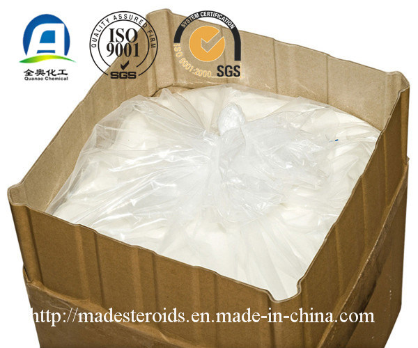 Raw Stanolone / Androstanolone Powders Steroid Hormone 99%