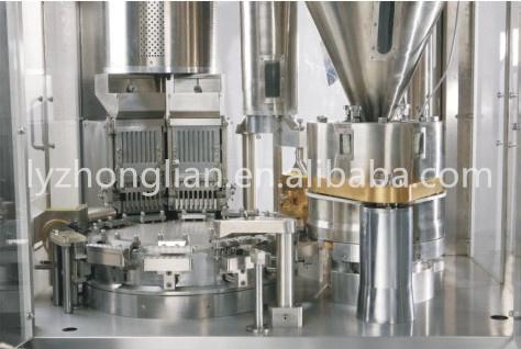 CF-800 High Quality Automatic Capsule Filling Machine