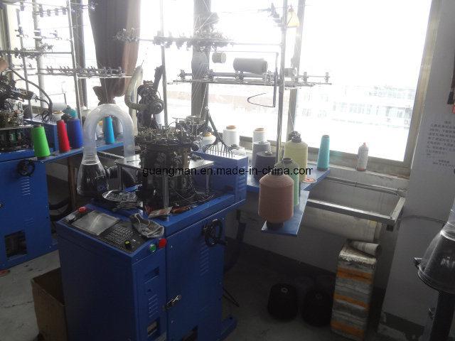 Hys-P3.5-6f-168n Full Computerized Plain Socks Knitting Machine