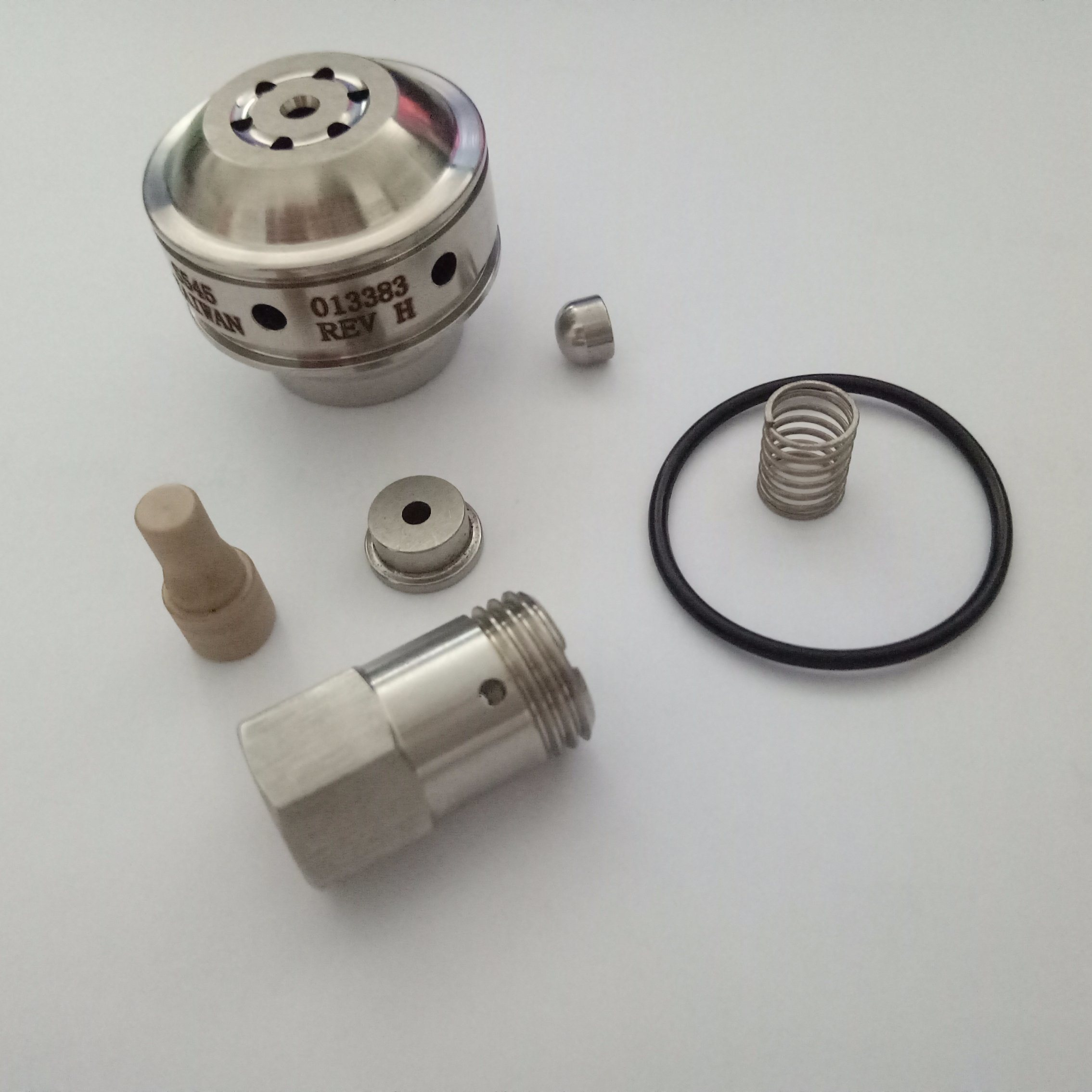 Hot Sale Water Jet Direct Drive Pump Part Check Valve Assy