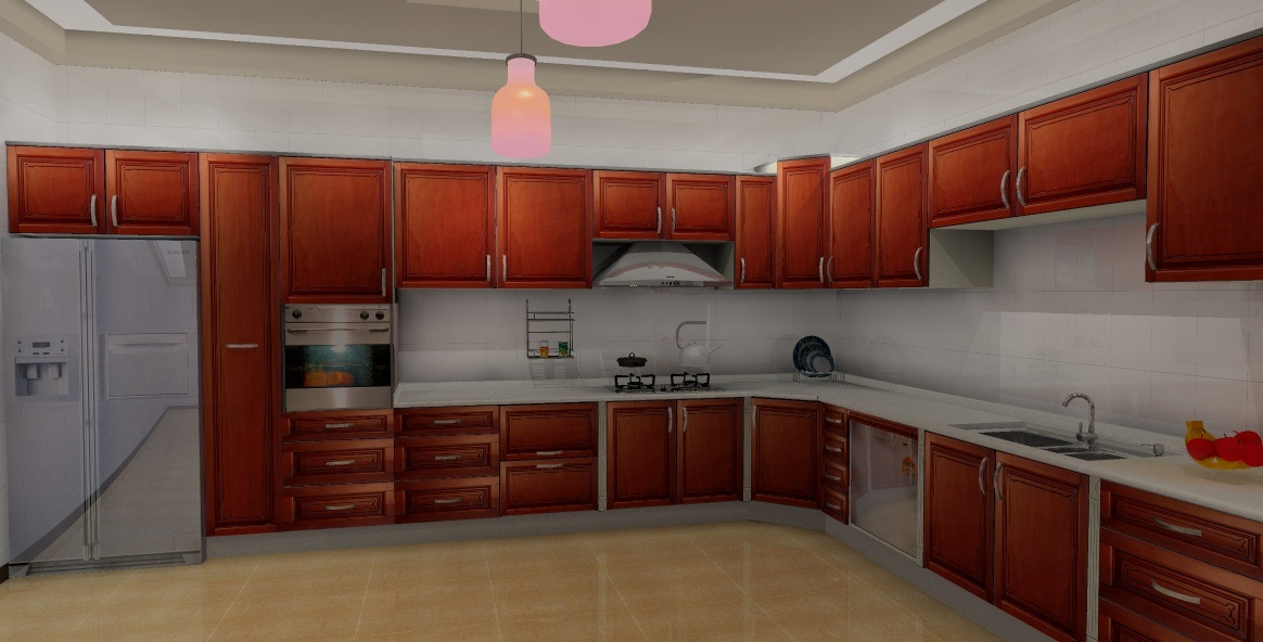 Modular kitchen cabinet agk 018 china modular kitchen for Modular kitchen cupboard