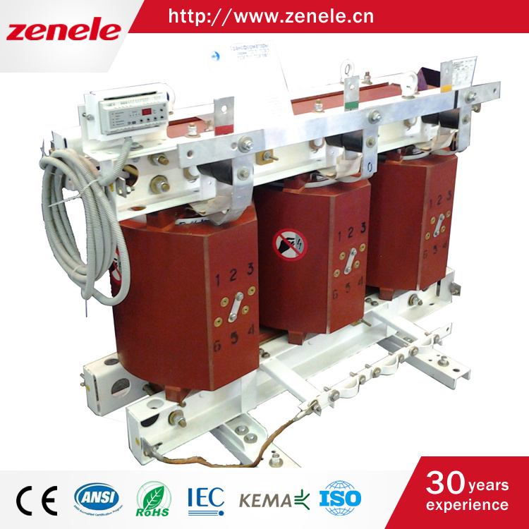 Scb10-630kv Three-Phase Dry Type Transformer