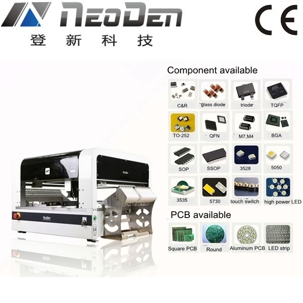 Neoden 4 Pick and Place Machine with Vibration Feeder