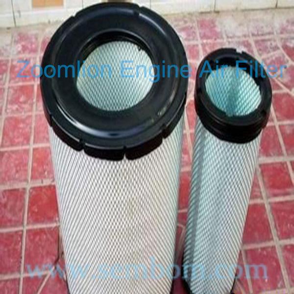 Engine Air/Oil/Feul/Hdraulic Oil Filter for Zoomlion Ze60e, Ze205e, Ze230e Excavator/Loader/Bulldozer