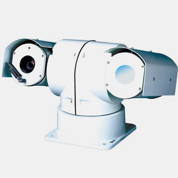 Thermal PTZ Camera 4k 3840 X 2160@30fps Laser Assisted Night Vision Camera