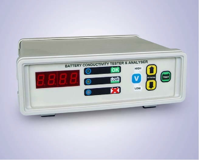 Battery Conductivity Tester