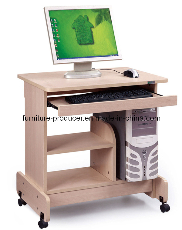 China Wooden Melamine puter Desk Mini puter Table