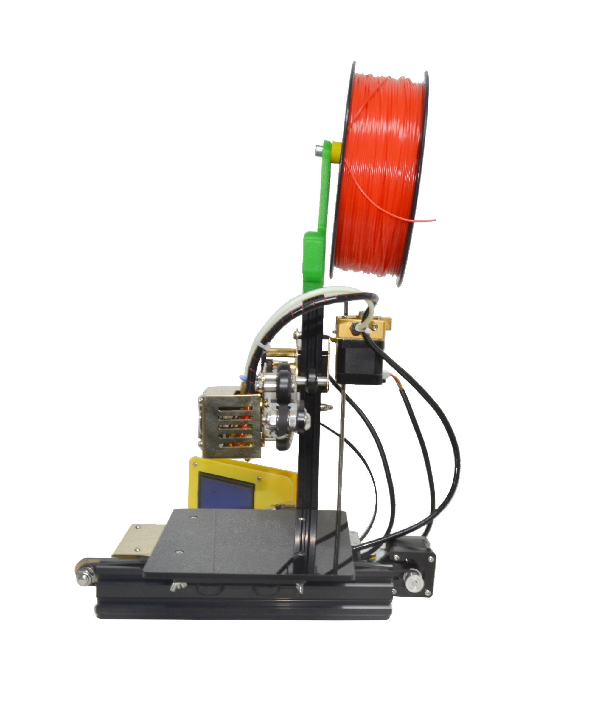 2017 High Precision Aluminum Cantilever DIY Desktop 3D Printer Machine