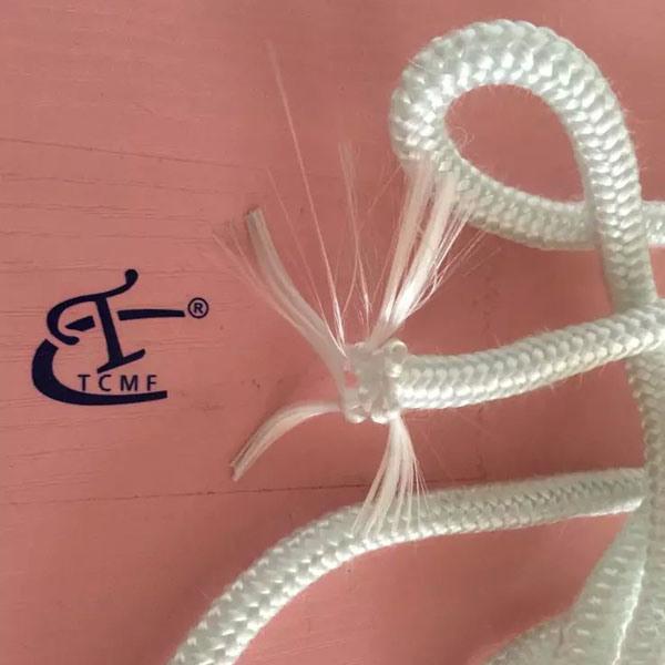 Good Quality Fiber Glass knitted Oil Lamp Wicks