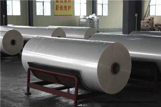 Metalized Film, VMCPP Film, Metallized CPP Film, Vacuum Aluminum CPP Film