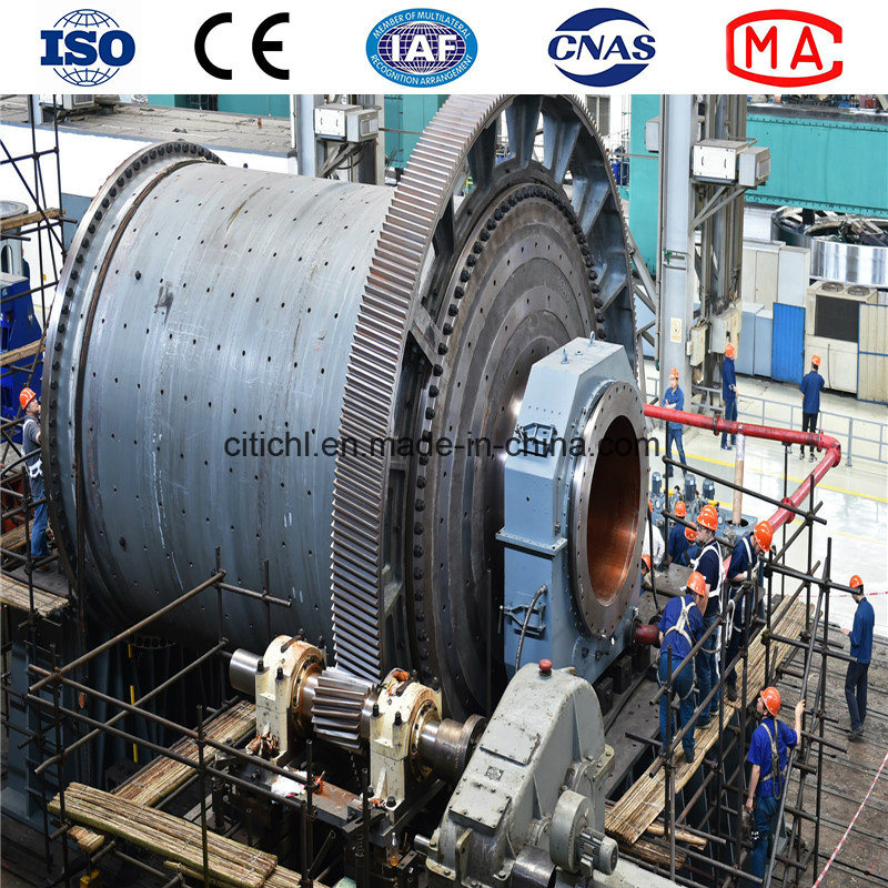 High Effciency/Energy-Saving Ball Mill/ Mining Grinding Equipment