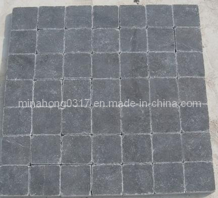 China Bluestone Pavings Tumbled Bluestone Paver