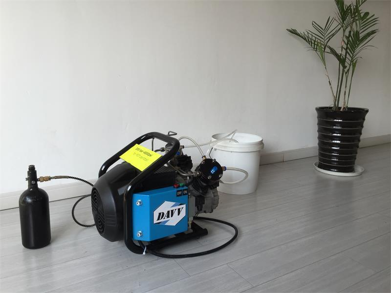 4500psi Mini and Cheaper High Pressure Air Compressor
