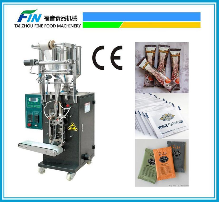Automatic Grain Weighing Filling and Wrapping Packing Machine