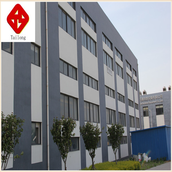 Prefab Steel Frame Building and Steel Structure Contraction Building