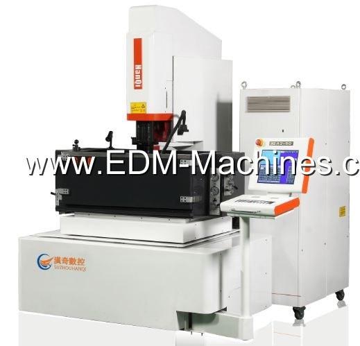 CNC EDM Sinking Machining G35