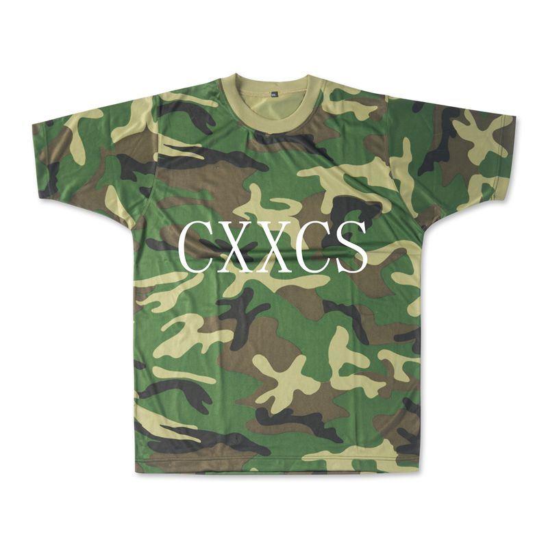 Camouflage Military Tshirt