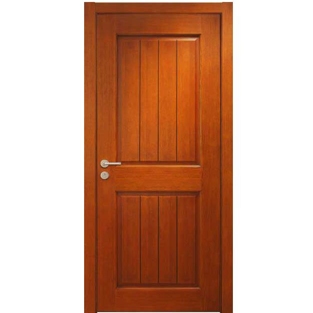 China interior wooden door veneer finish door mszd01 for Wood veneer doors interior
