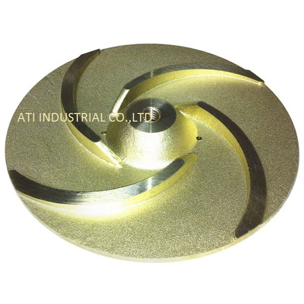 Machining Brass Forging /CNC Machining/ Machinery Part Welding Machine Part