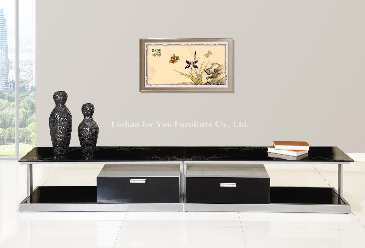 Living Room Tv Stand Folat