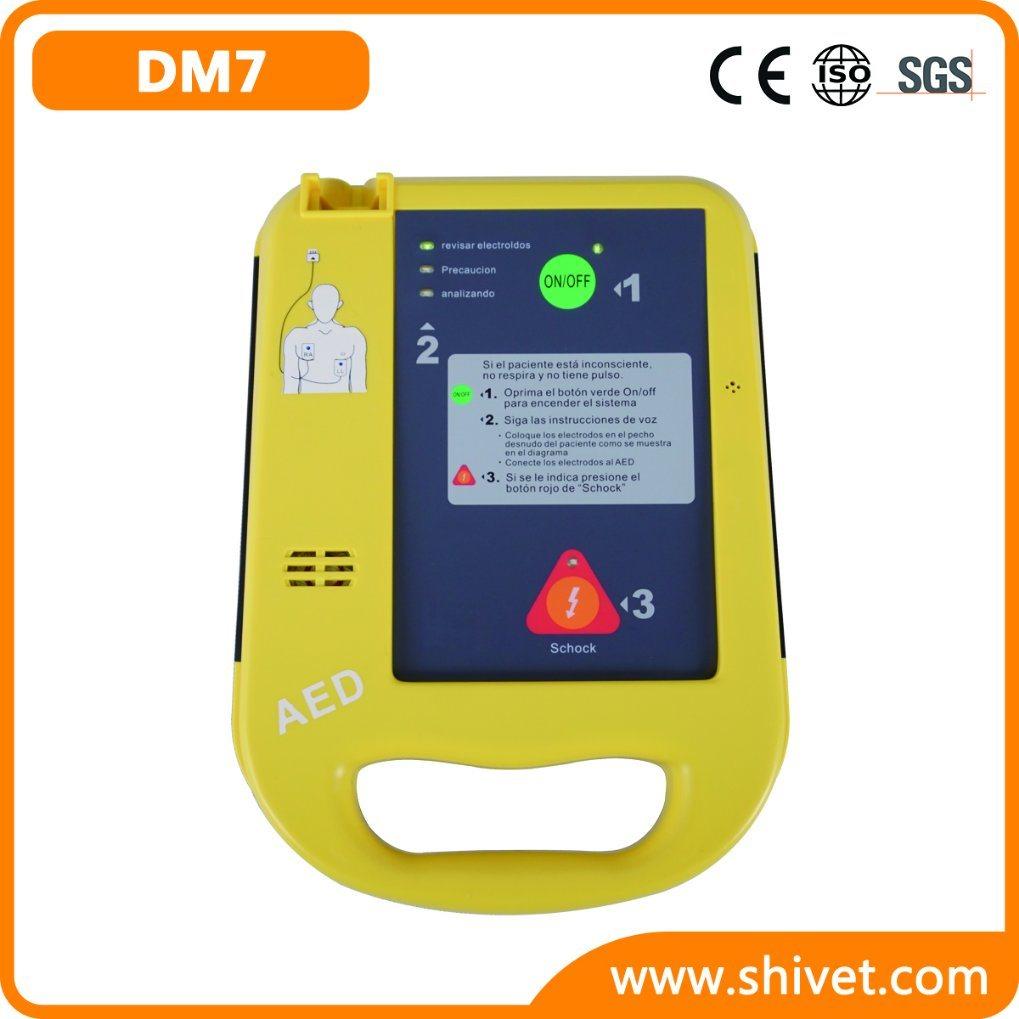 Veterinary Automated External Defibrillator (DM7)