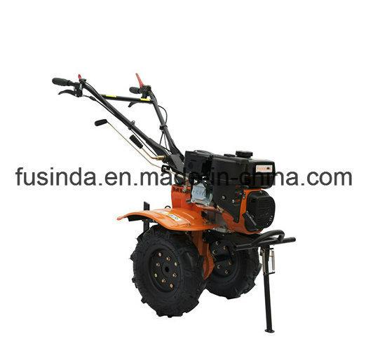 Gasoline Engine Powered Rotary Tiller Cultivator