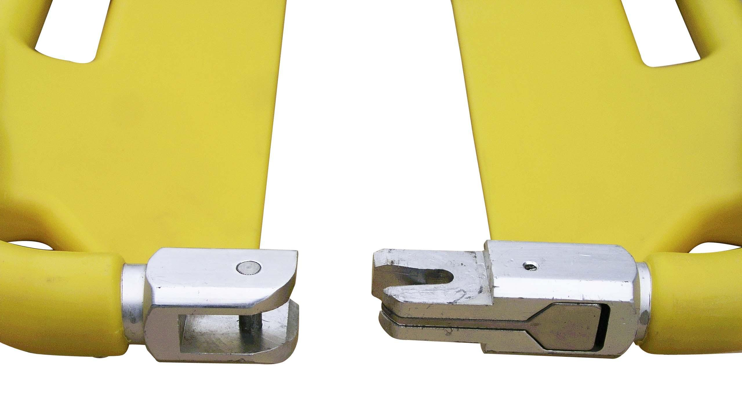 X-ray Compatible Plastic Scoop Stretcher