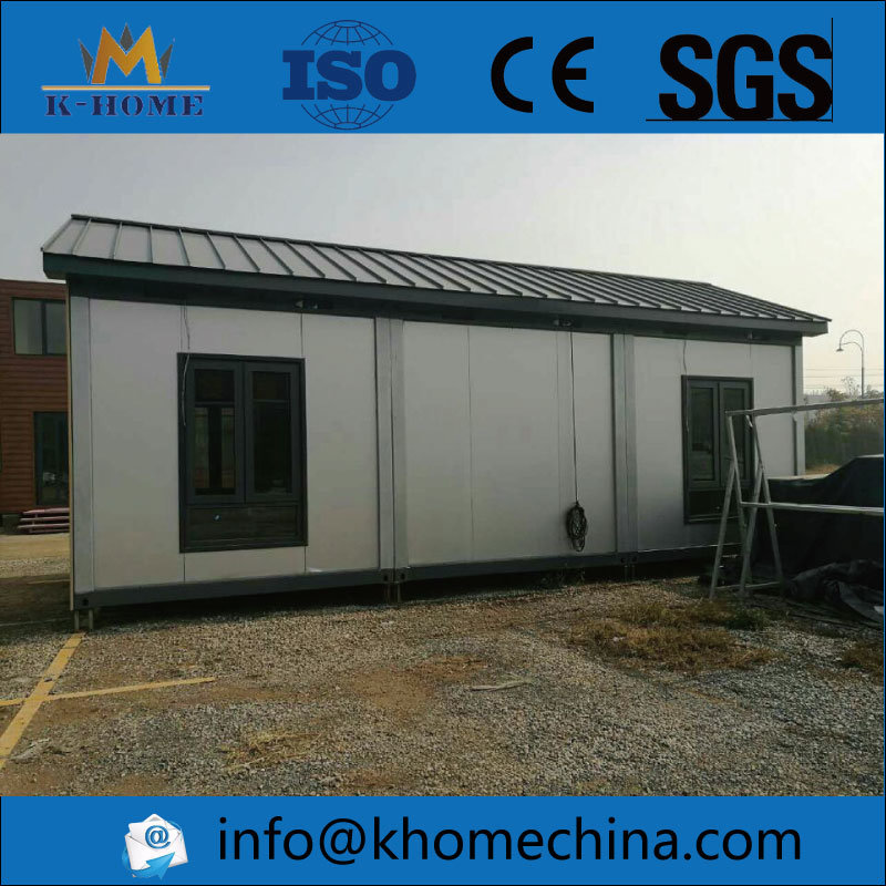Dustproof Container House for Cement Plant Office