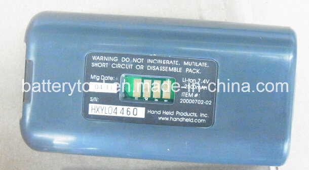 Honeywell Dolphin 9900 9500 Battery