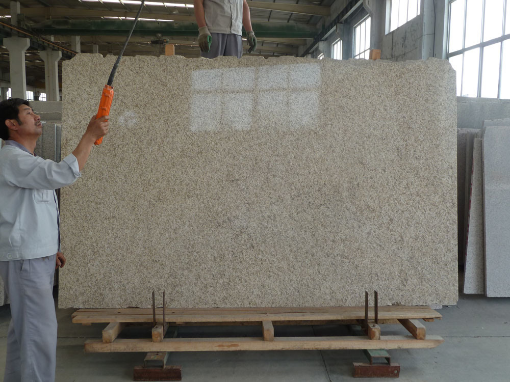 Chinese Polished Yellow Granite /G3750