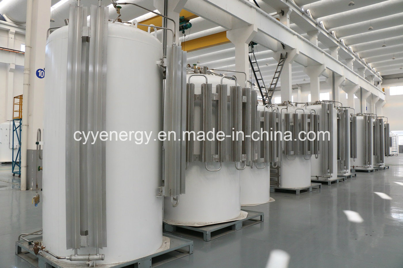 Liquid Oxygen Nitrogen Argon Carbon Dioxide Micro Storage Tank