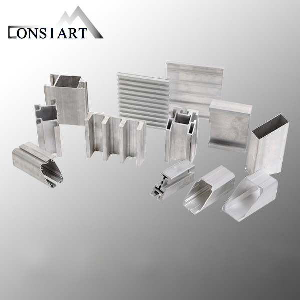Best Quality Extrusion Aluminum Profiles Motor Shell