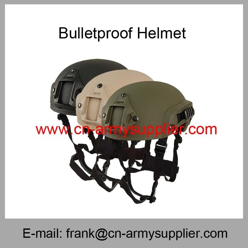 Ach Fast Helmet-Bulletproof Helmet-Military-Ballistic Helmet