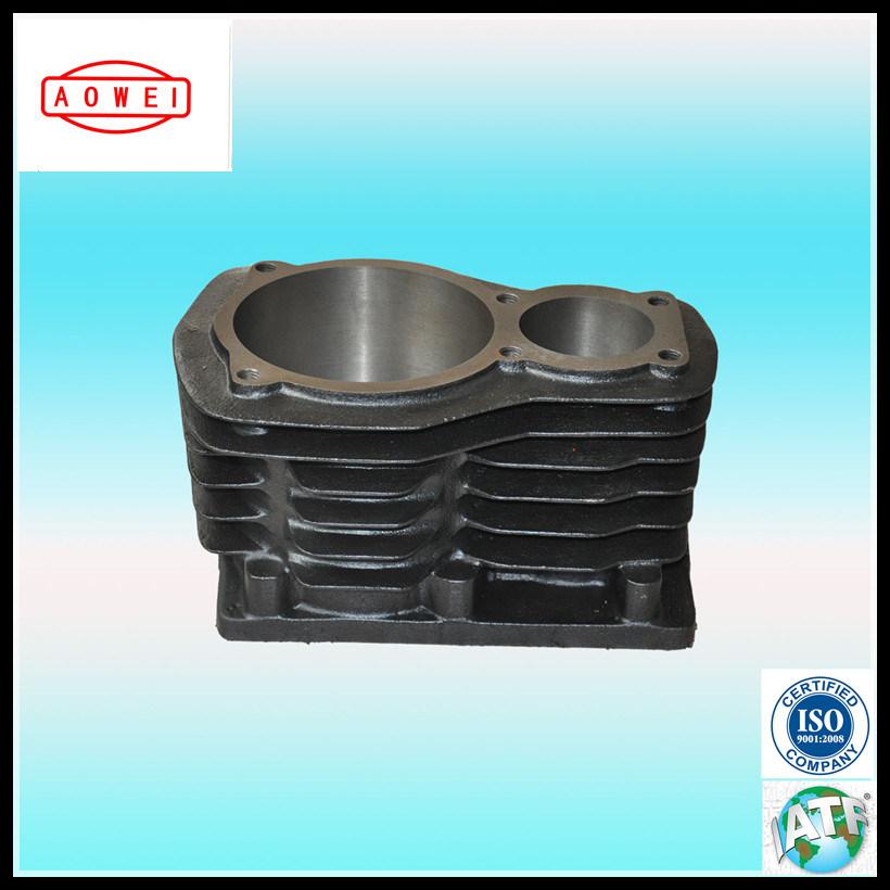 Cylinder Liner/Cylinder Sleeve/Cylinder Head/Cylinder Blcok/for Truck Diesel Engine/Hardware Casting/Shell Casting/Awgt-009
