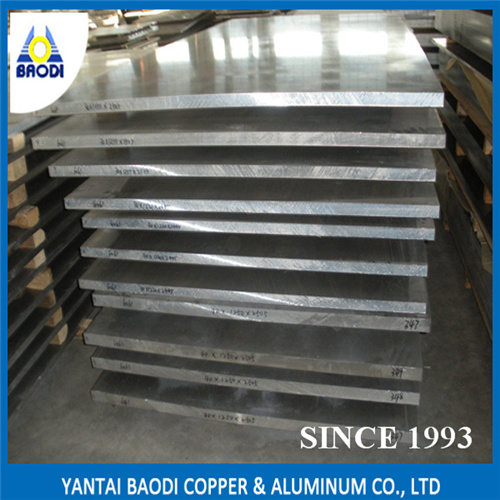 Rolled Aluminium Sheet and Plate Metal 6061 6082 T6 T651 4′*8′ for Tooling Mould CNC From China Supplier Factory Price