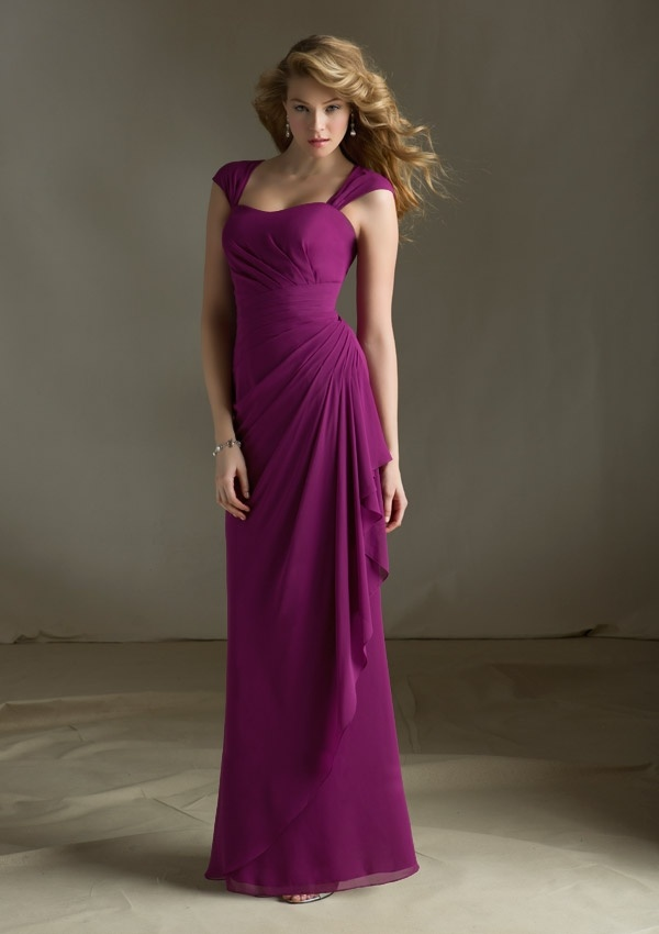 2016 Prom Evening Bridesmaid Gowns (BD3013)
