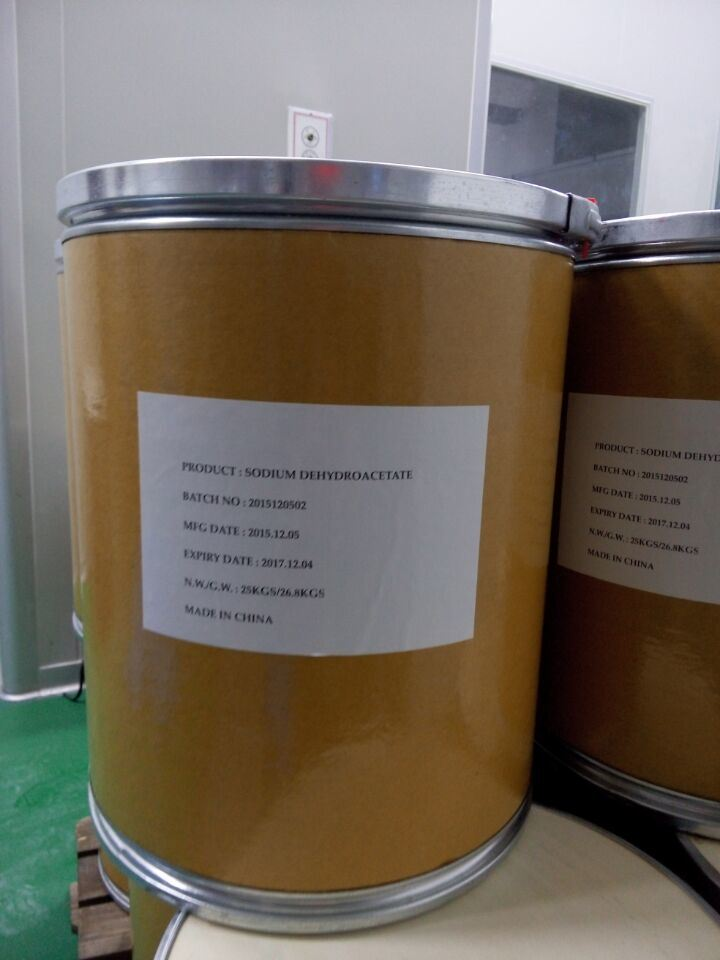 Food Preservative 4418-26-2 Sodium Dehydroacetate