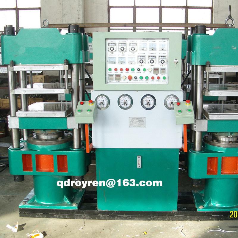 Fully-Automatic Rubber Vulcanizing Machine / Rubber Curing Press / Rubber Vulcanizing Press / Plate Vulcanizing Press / Laboratory Rubber Vulcanizer