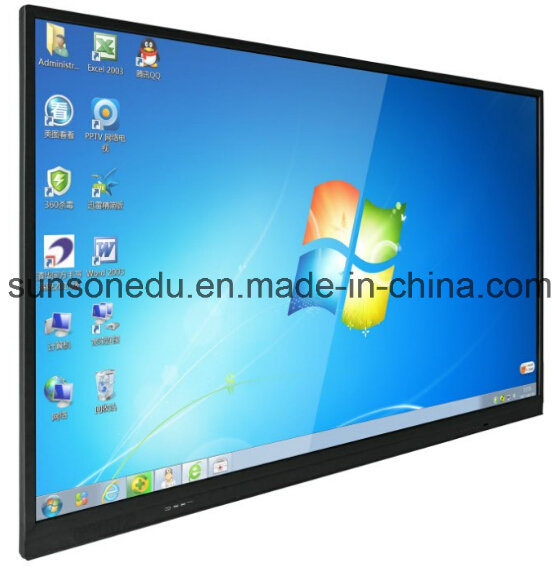 Infrared Touch Screen Interactive Whiteboard for Smart Class