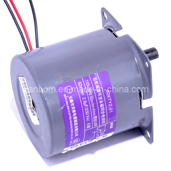 Claw Pole Synchronous Gear Motor