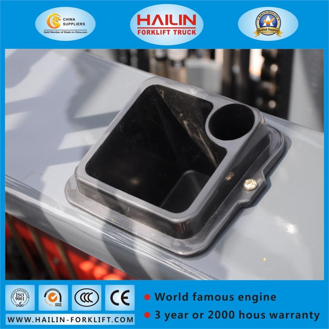 Gasoline Forklift (Nissan engine, 1.5Ton)