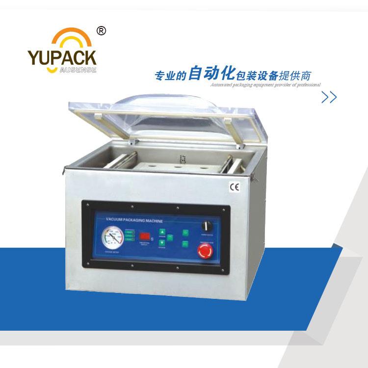 Dz400t Automatic Desktop Vacuum Packing Machine