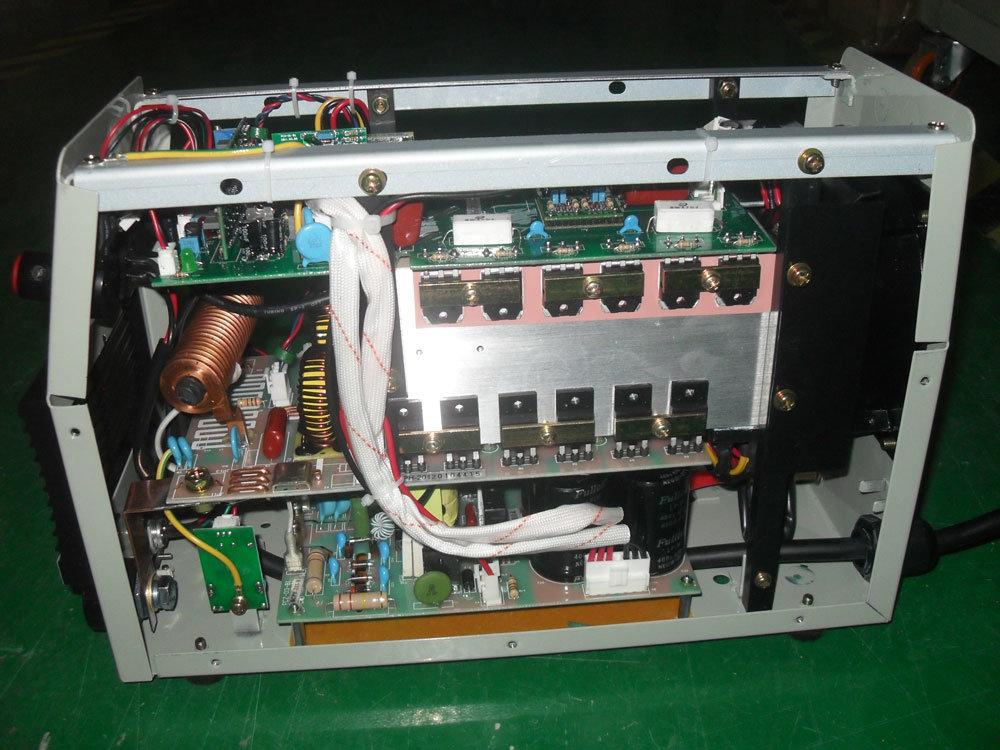 DC Inverter TIG MOS Welder/Solder TIG200s