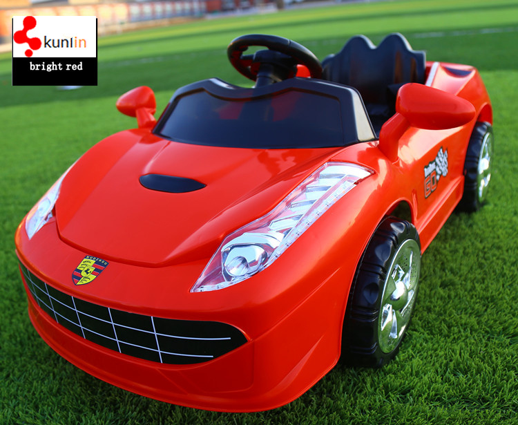 Kid Electric Vehicle Toy Ride on Car