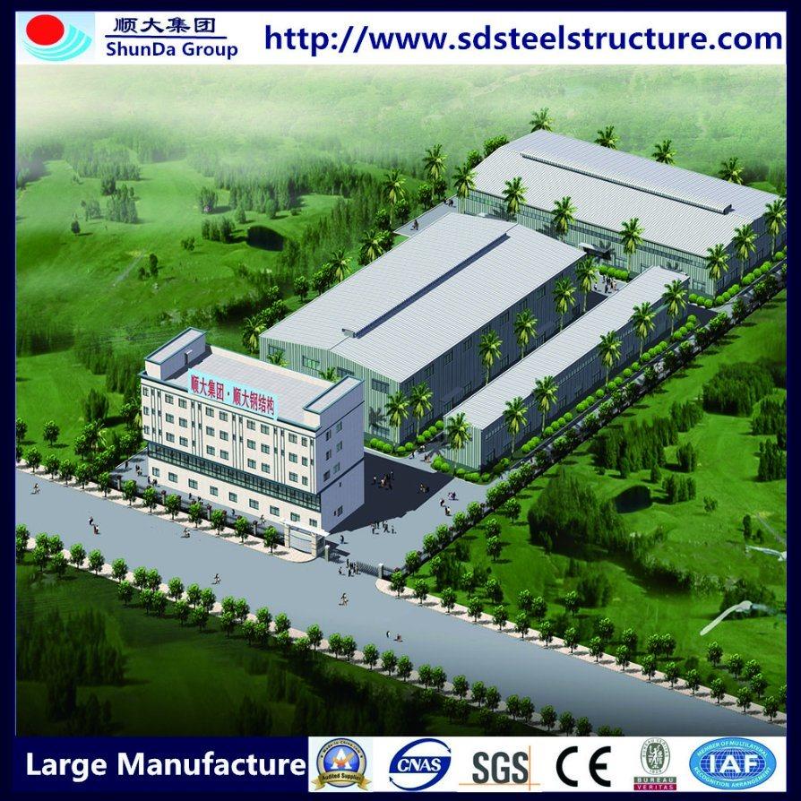Steel Structure-Light Steel Building-Modular House