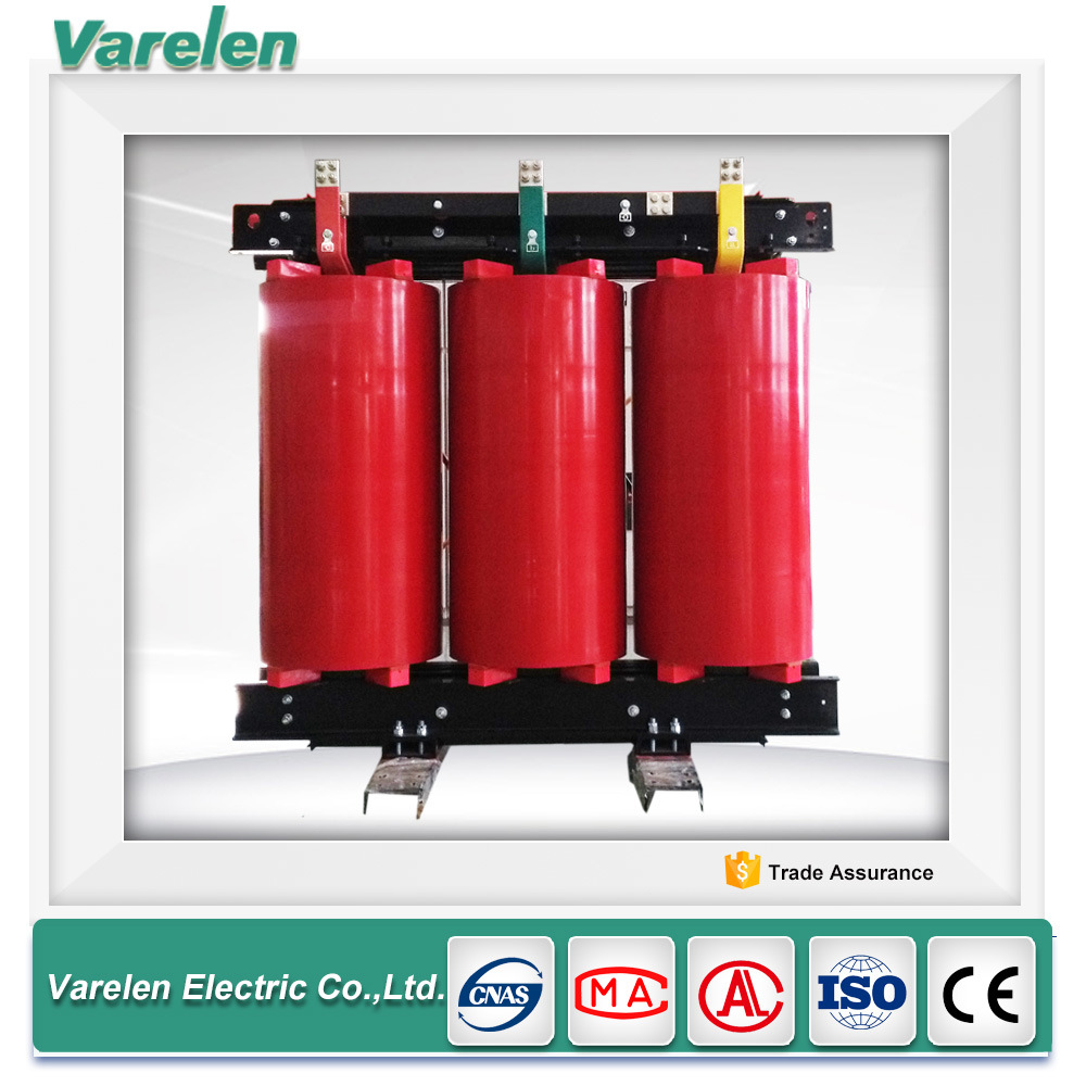 Three Phase Cast Resin Dry Type Electrical Transformers