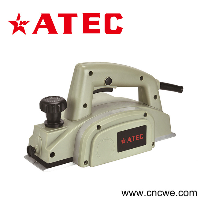 Wood Processing Machine 650W Electric Hand Wood Planer (AT5822)
